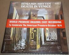 Bedford/Pears/Shirley-Quirk BRITTEN Death in Venice - London OSA 13109 SEALED