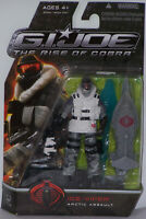 GI Joe The Rise of Cobra ROC. Ice Viper. Hasbro 2008.unopened.