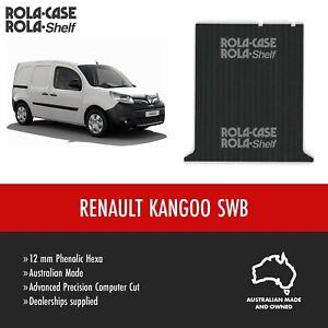 Renault Kangoo SWB Cargo Flooring 12mm Phenolic Hexa-Hardwood with Resin Coating