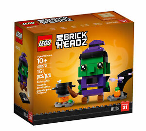 LEGO ® BrickHeadz Halloween-Hexe (40272)