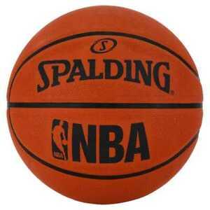 Spalding Basketball NBA (71-047Z) 3001500200017 Streetball Freizeit orange Gr. 7