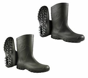 Men & Women Unisex Wellington Boots Rain Waterpoof Casual Shoes Ladies Wellies