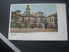 171. London Whitehall (HorseGuards) No. 6346 by H M & Co. Ltd Postcard