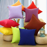 Multicolor Cotton Pillow Case Waist Throw Cushion Cover Home Sofa Decor Latest