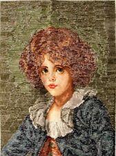 EP 3803 Masterpiece Portrait Tramme Needlepoint Canvas & Yarn Kit