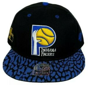 Indiana Pacers NBA Hat Heritage FortySeven HARDWOOD CLASSICS Snapback Mens