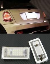 License Plate Ceiling LED Mini Cooper R50 R52 R53 Countryman Paceman