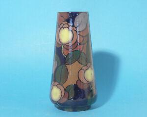 Vintage Art Deco Royal Stanley Ware Jacobean Vase