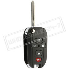 Replacement For 2007 2008 2009 2010 Chevrolet Tahoe Flip Key Fob Remote