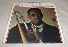 Slide Hampton : Octet Somethin' Sanctified Sealed LP