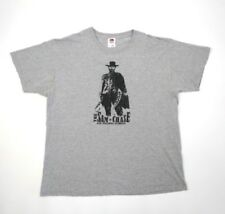 Sam Chase The Functional Alcoholics Band T Shirt Size XL Men Gray Clint Eastwood