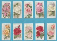 Complete/Full Sets Flowers/Garden Collectable Will's Cigarette Cards