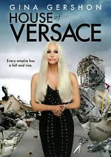 House of Versace (DVD, 2014) Gina Gershon, Enrico Colantoni, Colm Feore