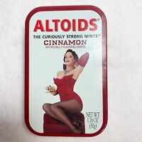 2000 Altoids Mints Limited Edition Sindy Cinnamon Collectible Tin-EMPTY