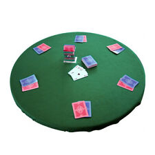 Panno da gioco Poker Rotondo Verde - diametro 140 cm N708