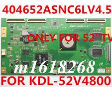 "T-Con Board 404652ASNC6LV4.5 For Sony 52"" TV Sony 52XBR6 52V4800 LJ94-02383"