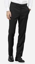 Reaction Kenneth Cole Slim Fit Suit Pants - Black 38X30 New
