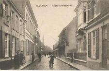 Izegem, Iseghem, Rousselaerestraat, alte Ansichtskarte von 1916