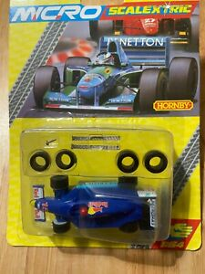 MICRO SCALEXTRIC G2003 SAUBER F1 - BRAND NEW - RARE BLISTER PACK