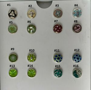 -NEW- GENUINE !! JEWELPOPS KAMELEON Multiple Styles Colors