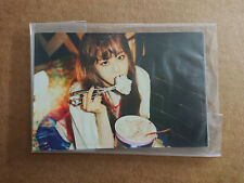 Gayoon Signed Photo Card 4minute Kpop