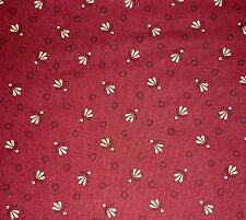 FQ Civil War Prairie Gathering Fabric by Pam Buda of Heartspun Quilts