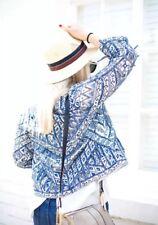 Zara  Sold Out Embroidered Short Bolero Jacket Size S UK 10 BNWT