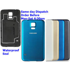 Samsung Galaxy S5 G900F i9600 G901F S5+ S5 Plus Rear Battery Back Cover Housing