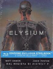 ELYSIUM - Blu-Ray Steelbook !