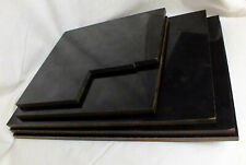 1pc Bakelite Phenolic Flat Plate Sheet 8mm x 300mm x 300mm #EE-CE  GY