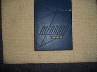 "1954 JUNIATA COLLEGE YEARBOOK HUNTINGDON PA ""Alfarata"""