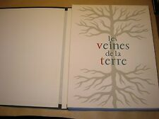 BEAU LIVRE / LES VEINES DE LA TERRE / COCTEAU 1957 / TIRAGE LIMITE / TR BON ETAT