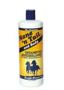 Mane 'n Tail and Body Shampoo 12oz / 355ml