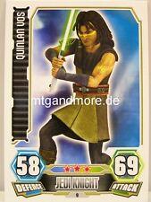 Quinlan Vos #009 - Force coronó serie 3