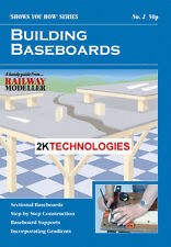 Peco SYH 2 The Railway Modeller Book Building Baseboards New 8 page Booklet