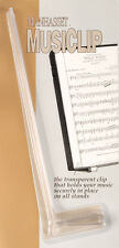 Manhasset MusiClip Sheet Music Holder - Music Clip