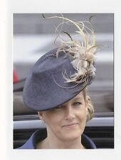 q458- Sophie Countess Wessex Thanksgiving Diamond Jubilee 2012- Royalty postcard