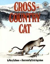 CROSS-COUNTRY CAT (Brand New Paperback) Mary Calhoun