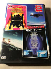 Hardly Angels/Our Turn (2002) DVD 2-Disc Set Women's Extreme Sports
