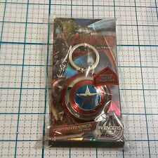 NIP Marvel Avengers CAPTAIN AMERICA  Key Ring - Key Chain - Super Heroes