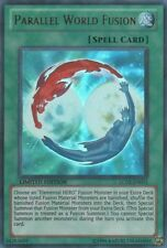 1x YuGiOh Parallel World Fusion - LC02-EN011 - Ultra Rare - Limited Edition - SP