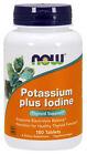 2 x Potassium Plus Iodine, 180 Tablets(360 tabs in total)