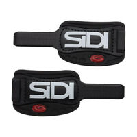 Sidi Cycling Shoes Replacement Soft Instep Closure 2 : Black 2011+ One Set