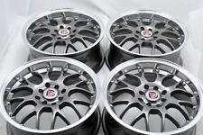16 Wheels Escort Del Sol CRX Elantra Tiburon Vigor Integra CL 4x100 4x114.3 Rims