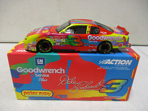 2002 Action 2000 Dale Earnhardt Peter Max 1/32 (1)