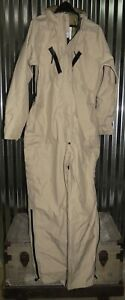 JP-8 Fuel Handlers Coverall size Large NEW by Aerostar International