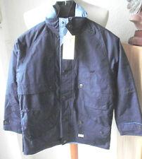 HKM  2 in 1  Reit/Regenjacke,blau Gr 140,  UVP 69,95  €