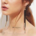 Womens Ladies Bohemian Choker Style Gold Silver Charm Dangle Drop Earrings