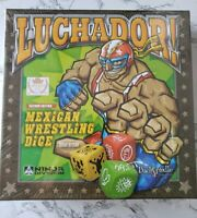 Luchador! Mexican Wrestling Dice Game - 2nd Edition- Backspindle - NEW! UK Games