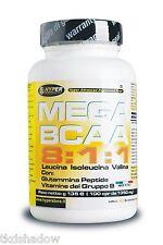 BCAA Aminoacidi 8:1:1 + Glutammina Peptide Vitamine gruppo B 600 compresse 810GR